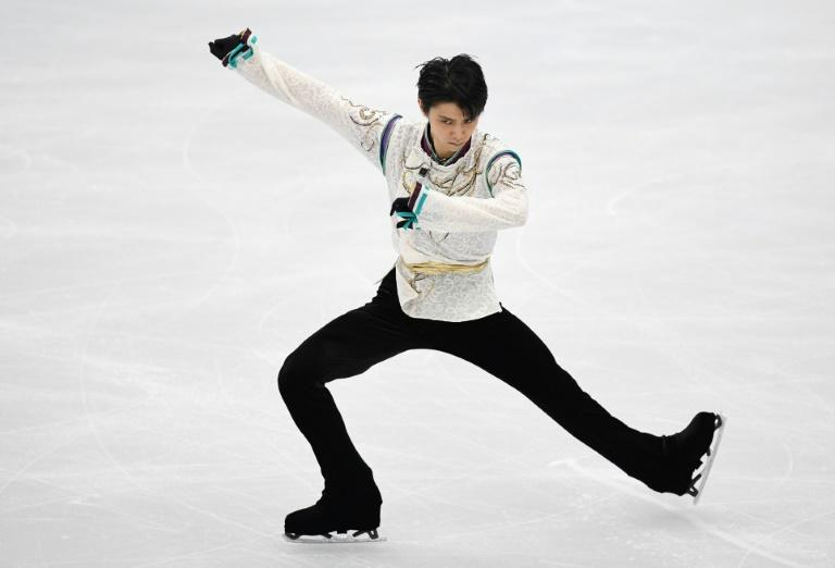 Hanyu admitted his frustration at being sidelined by injury since November
