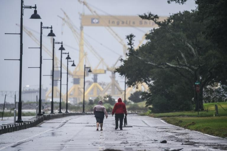 Hurricane Sally gains strength as it nears southern US