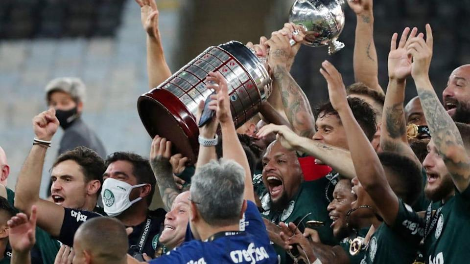 Final da última Libertadores rendeu grande audiência | Pool/Getty Images