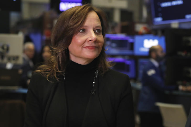 GM raises 2018 forecast, predicts stronger 2019 earnings