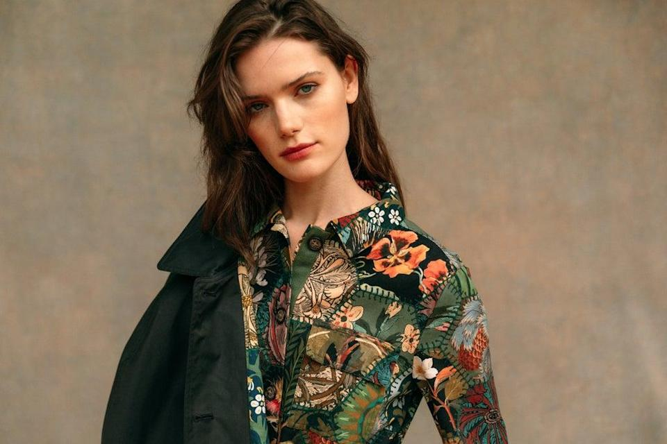 Barbour X House of Hackney campaign (Barbour X House of Hackney)