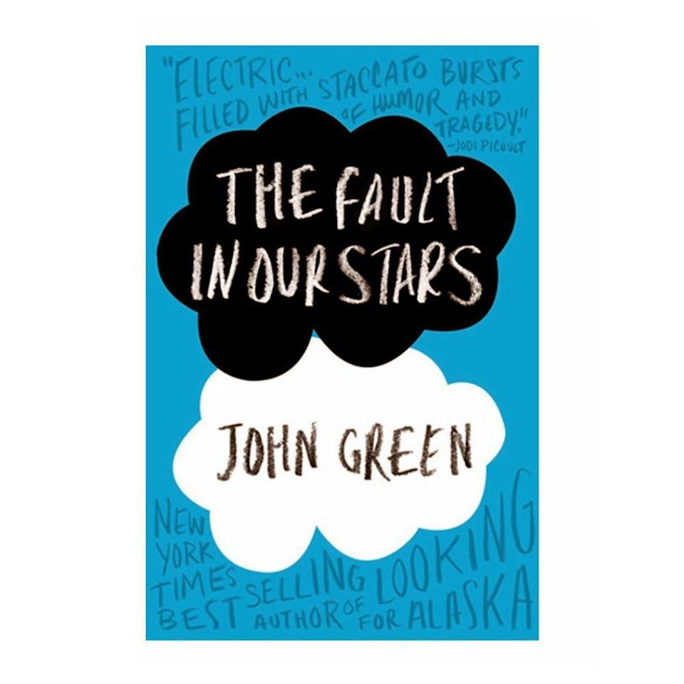 """<p><strong>$6.37</strong> <a class=""""link rapid-noclick-resp"""" href=""""https://www.amazon.com/Fault-Our-Stars-John-Green/dp/014242417X/ref=tmm_pap_swatch_0?tag=syn-yahoo-20&ascsubtag=%5Bartid%7C10050.g.35033274%5Bsrc%7Cyahoo-us"""" rel=""""nofollow noopener"""" target=""""_blank"""" data-ylk=""""slk:BUY NOW"""">BUY NOW</a></p><p><strong>Genre: </strong>Young Adult<br></p><p>Teenage cancer patient Hazel Grace Lancaster has dealt with a terminal illness her whole life, but a recent tumor-shrinking miracle has granted her a few more years. Forced by her parents to join a support group, she meets amputee Augustus Waters, and finds what it means to be alive and in love.</p>"""