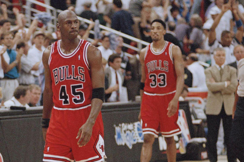 Scottie Pippen Wasn't Bothered By 'The Last Dance'