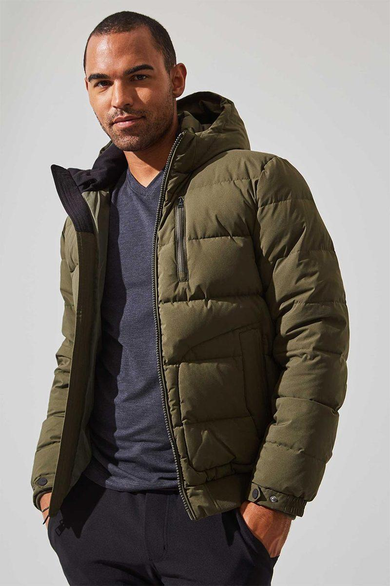 Decisive Down Filled Parka - MPG Sport, $129 (originally $258)