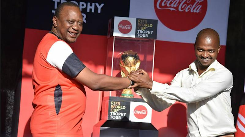 President Uhuru Kenyatta assures support for Harambee Stars ahead of Afcon finals