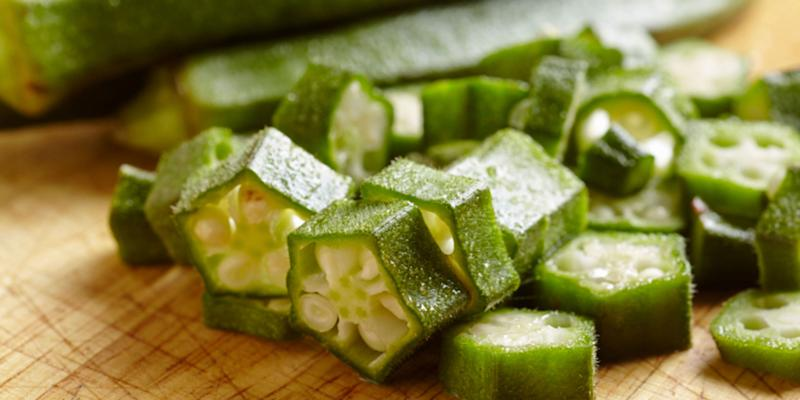 Image result for Do You Have Wrinkles Or Burnt Skin? Use Okra To Fix It