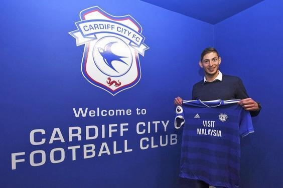 Sala signed with Cardiff on Saturday (Getty Images)