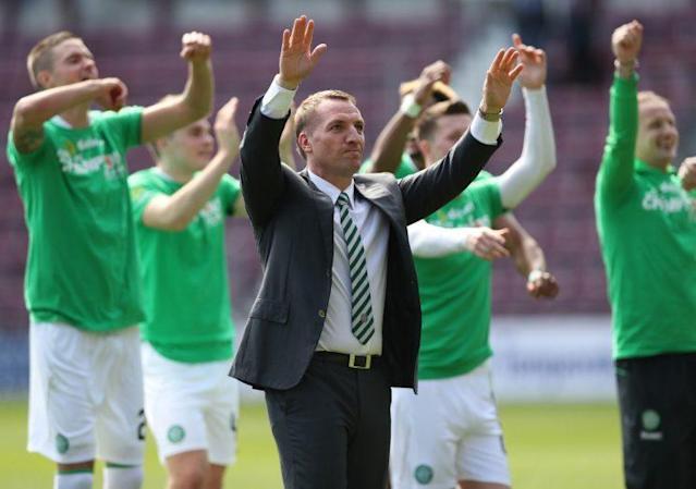 Brendan Rodgers will be staying at Celtic