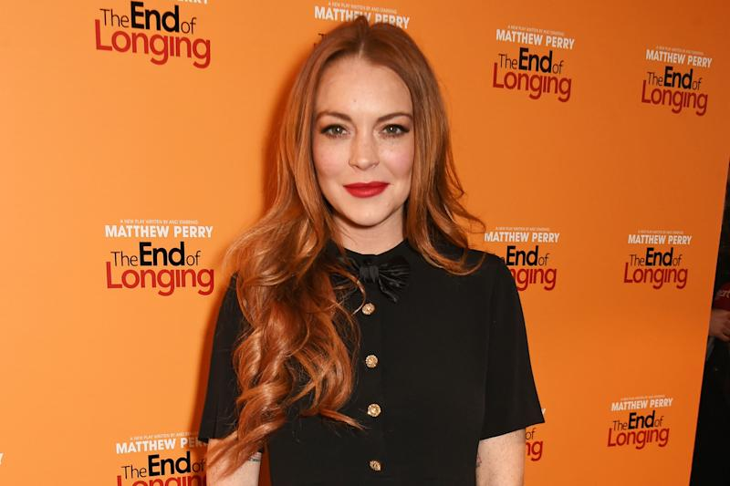 Lindsay Lohan Asks Disney For a Freaky Friday Sequel