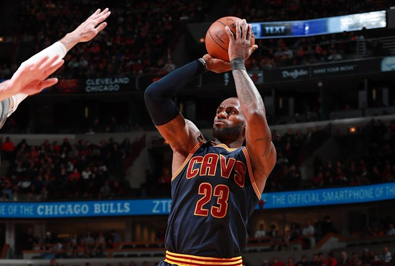 NBA : LeBron James double Shaquille O'Neal (mais les Cavs perdent encore)