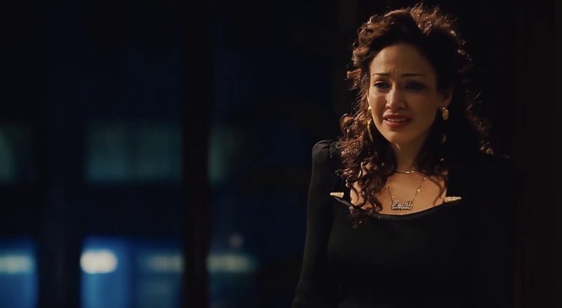 Jennifer Lopez in El Cantante (credit: Picturehouse)