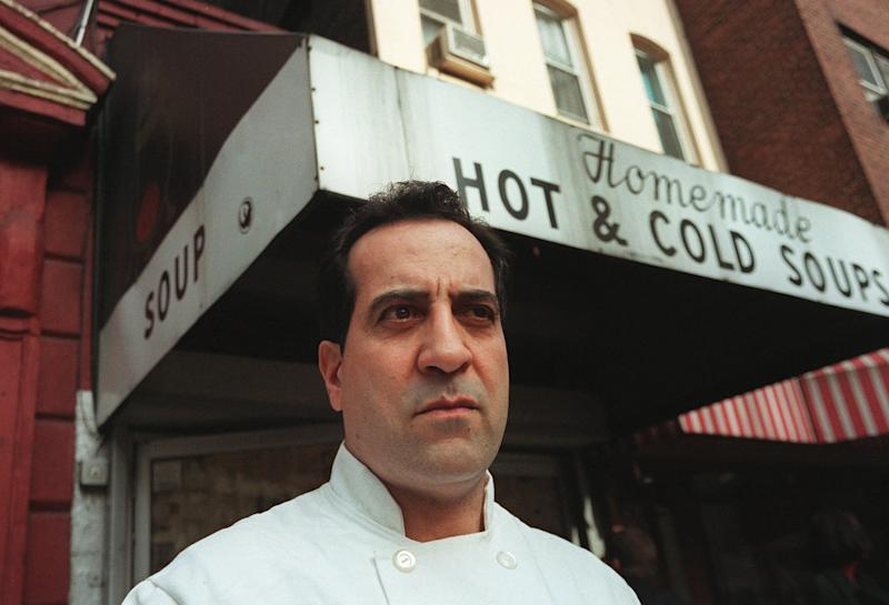 Soup Nazi-inspired company Soupman Inc. files for bankruptcy