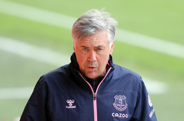 Carlo Ancelotti, pictured, believes Rodriguez is is a