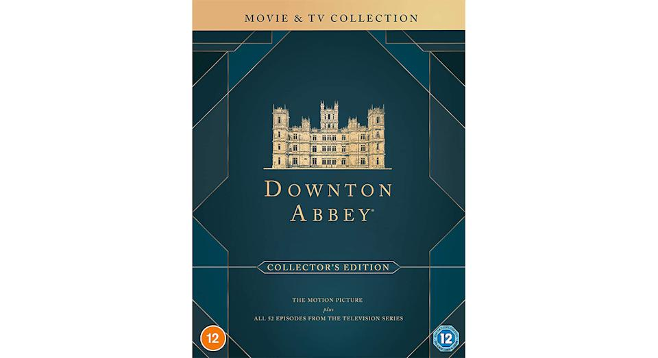 Downton Abbey Movie & TV Collection
