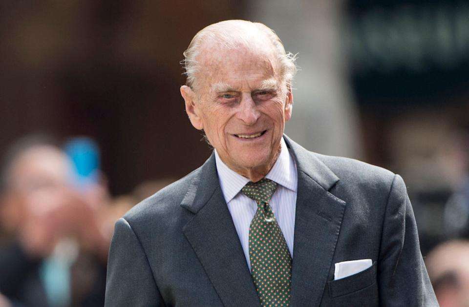 Prince Philip pictured on the Queen's 90th birthday in 2016 (Photo: Mark Cuthbert via Getty Images)