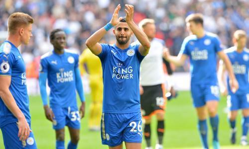 Pep Guardiola revives interest in signing Riyad Mahrez from Leicester