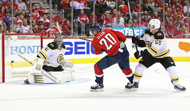 On Thursday night, the Bruins will look to turn the tables on the Capitals, who have been a major thorn in Boston's side over the last few years.
