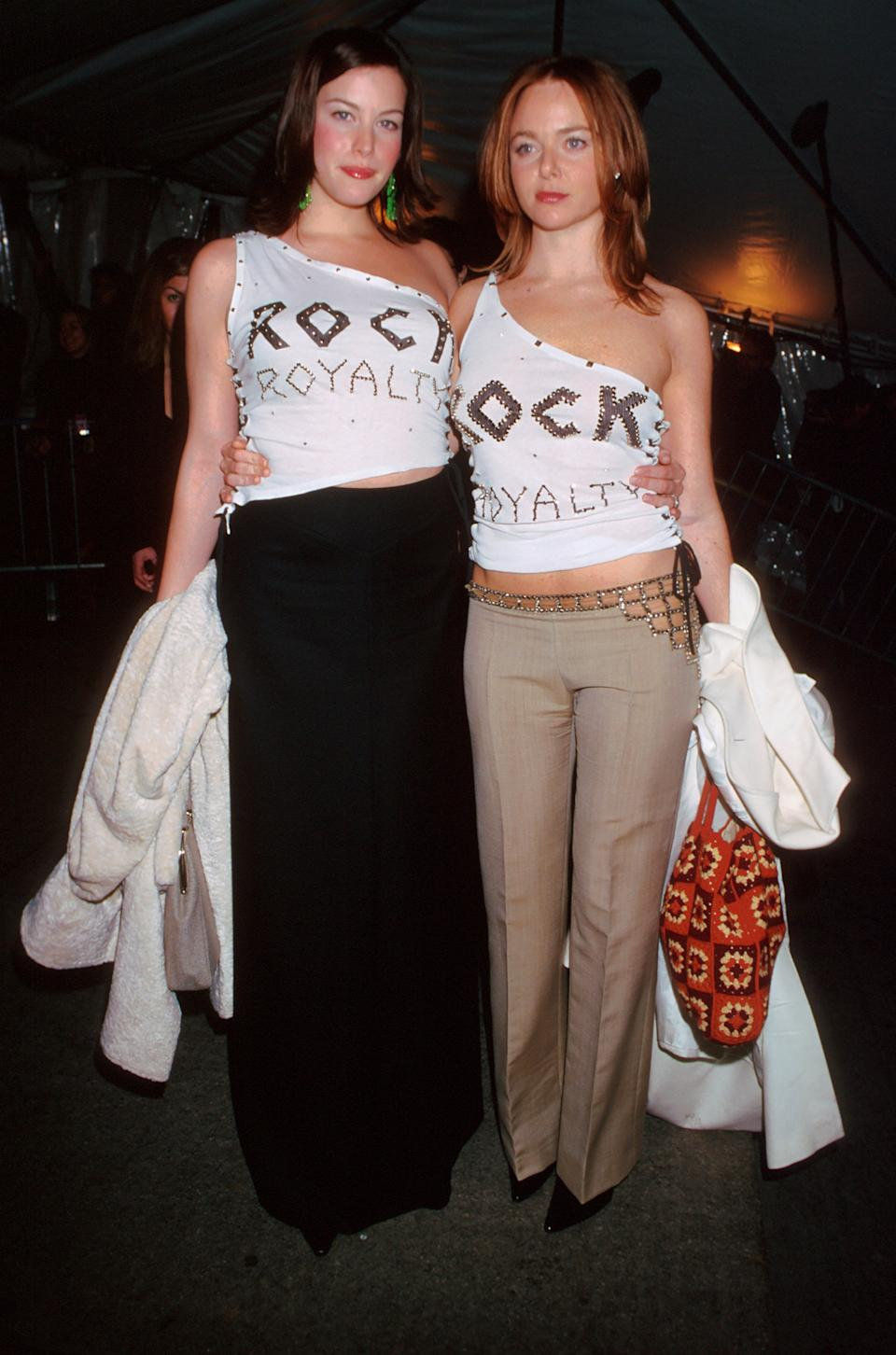 """<h1 class=""""title"""">Liv Tyler in Stella McCartney, 1999</h1><cite class=""""credit"""">Photo: Getty Images</cite>"""