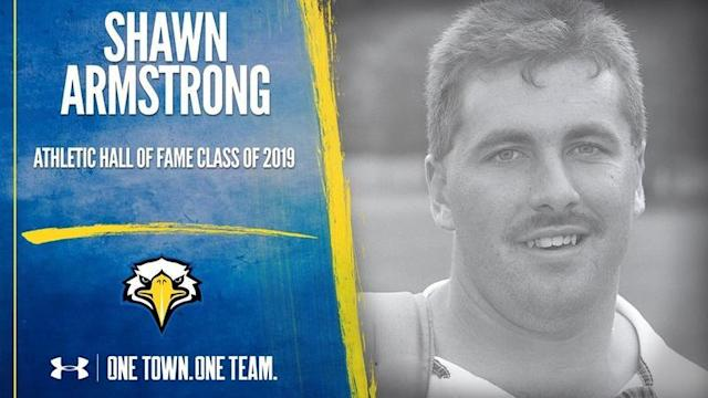 A Hall of Fame Family: Shawn Armstrong Earns Spot in Athletic Hall of Fame, Joining His Wife Jodi