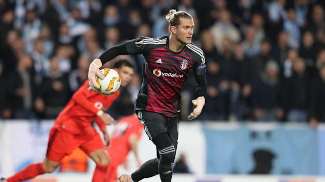 Despite frequent negative reports, Loris Karius' loan at Besiktas is likely to be made permanent by the Turkish club