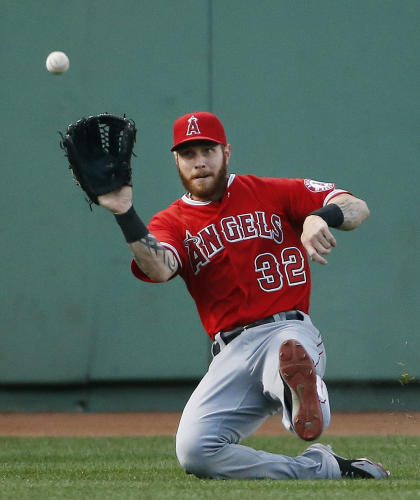 Josh Hamilton is recovering from shoulder surgery. (AP)