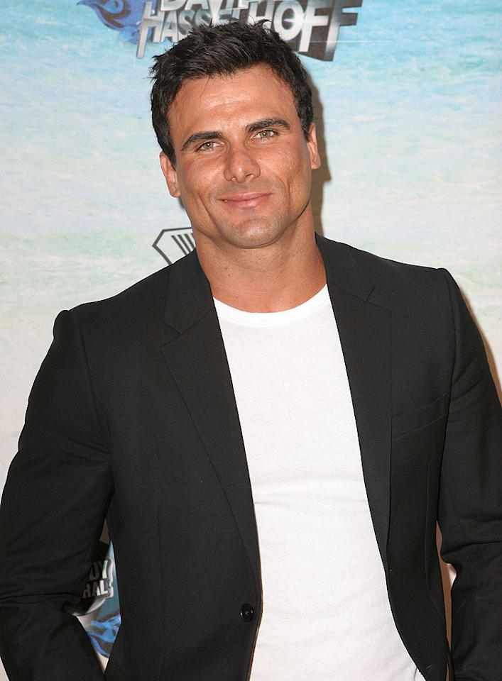 """Jeremy Jackson grew up in the spotlight -- and on the beach -- playing David Hasselhoff's son on """"Baywatch."""" He celebrated the big 3-0 on October 16. Kristen Noseda/<a href=""""http://www.splashnewsonline.com/"""" target=""""new"""">Splash News</a> - August 1, 2010"""