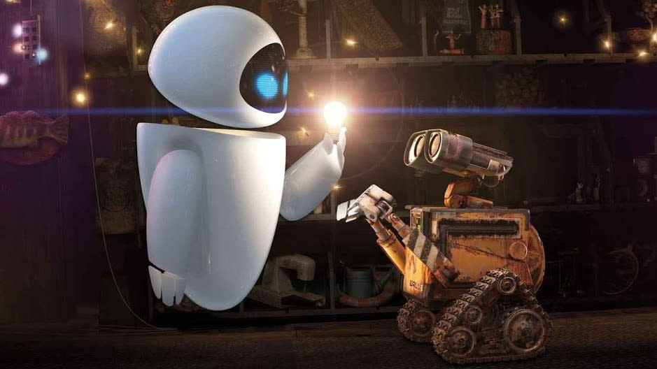 'Wall-E'. (Credit: Pixar)