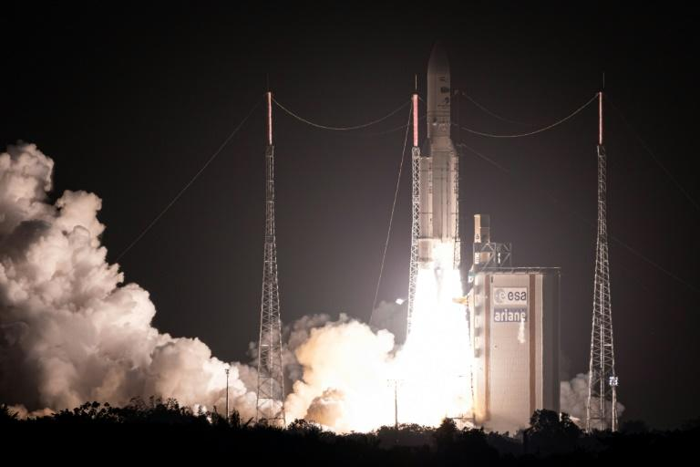European Space Agency members agreed a record five-year budget of 14.4 billion euros to face up to growing challenges and ensure Europe has a fully active space presence