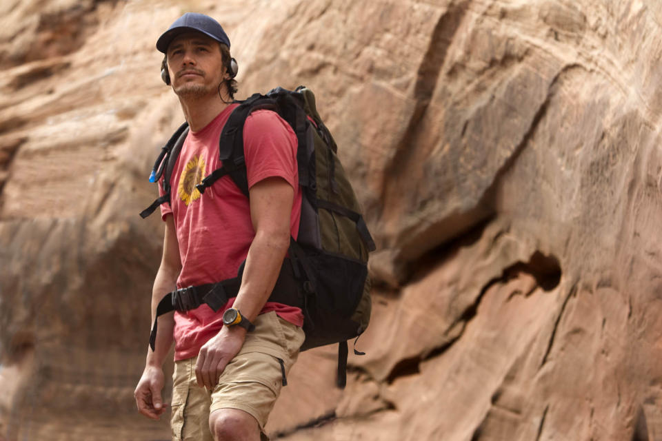 127 Hours. Image via Fox Searchlight Pictures