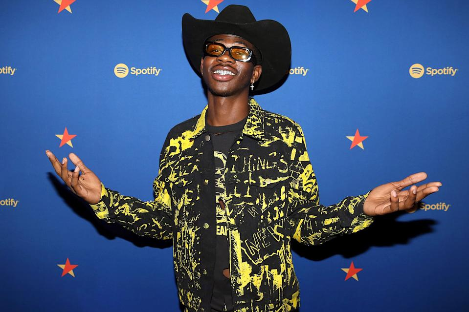 Lil Nas X Teases New Single Holiday with Michael J. Fox