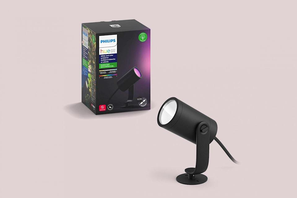 Philips Hue White Ambiance Lily Outdoor Spotlight Base Kit