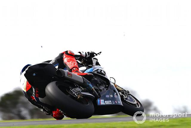 "Tom Sykes, BMW Motorrad WorldSBK Team <span class=""copyright"">Gold and Goose / Motorsport Images</span>"