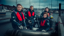 <p><strong>Release date: TBC on Alibi (Sky TV)</strong></p><p>We've been treated to must-watch series like The Serpent and It's A Sin this year— and now brand new crime drama Annika has officially started filming, featuring Spooks star Nicola Walker.</p><p>Walker voiced the lead character DI Annika Strandhed in the Radio 4 drama, on which the series is based, and the show will follow the detective as she heads up a new specialist Marine Homicide Unit in Scotland.</p><p>Th official synopsis reads: 'This specialist unit is tasked with investigating the unexplained, sometimes brutal, and seemingly unfathomable murders that wash up in the waterways of Scotland.</p><p>'Throughout the series, Annika makes the audience her confidante by breaking the fourth wall and sharing her wry observations on the case and her life, as she manages her brilliant yet unconventional team, and her equally brilliant yet complex teenage daughter.'<br></p><p>Walker will be joined by some other familiar faces, like Katie Leung (Cho Chang from Harry Potter— recently in Roadkill), Ukweli Roach (Blindspot) and Jamie Sives (Guilt).</p>