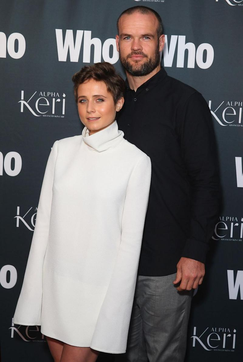 The couple have been married since 2011. Source: Getty
