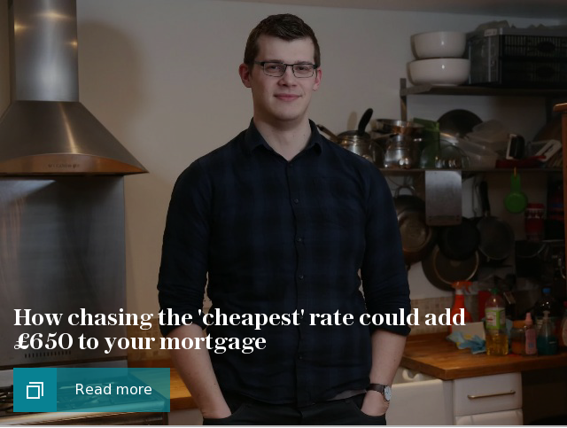 Mortgage cheapest rate