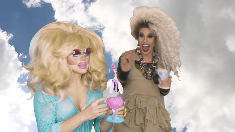 Katya and trixie mattel dating service