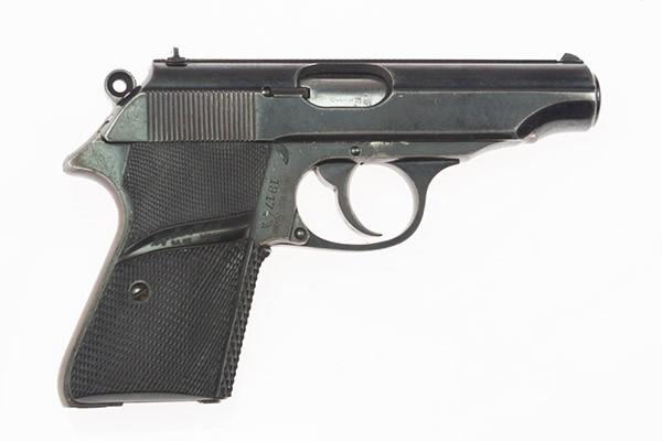 Bond's Walther PP (Julien's Auctions/PA)