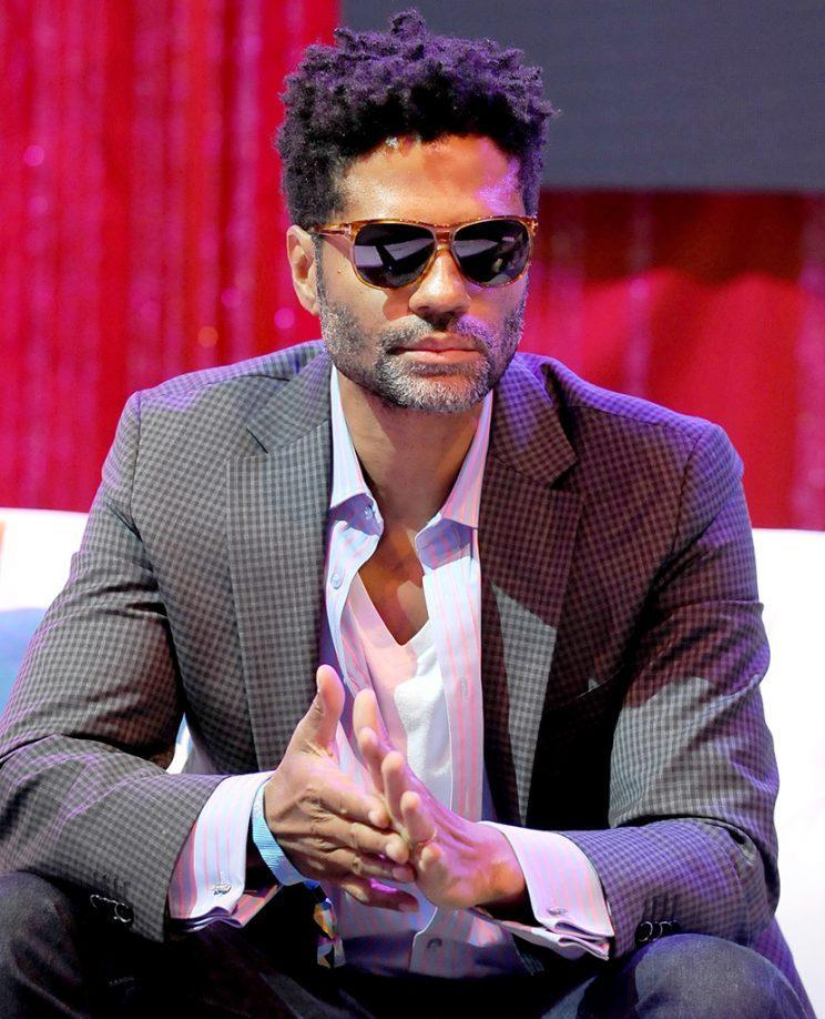 Eric Benet was treated for sex addiction, but he doesn't have it. (Photo: Getty Images)