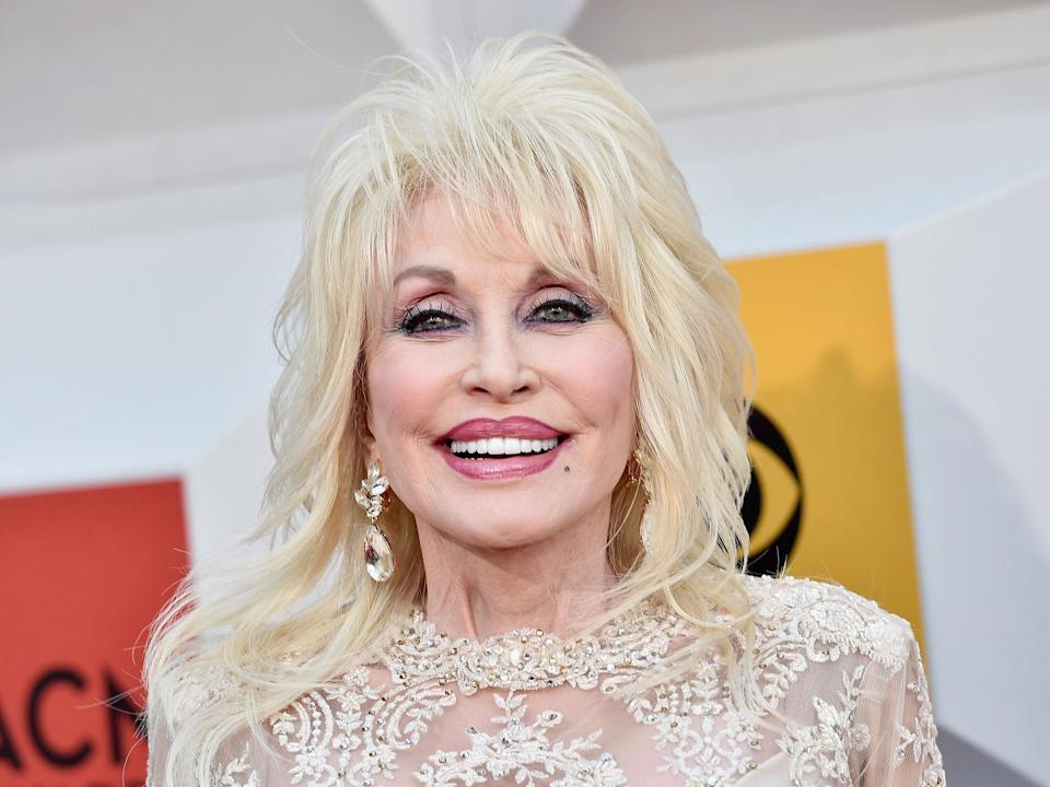 Dolly Parton invested her Whitney Houston royalties into a Black Nashville neighbourhood (Getty)