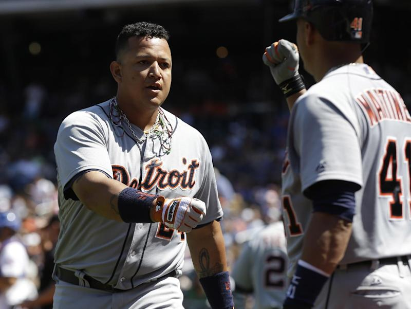 Cabrera and Porcello help Tigers sweep Mets, 11-3
