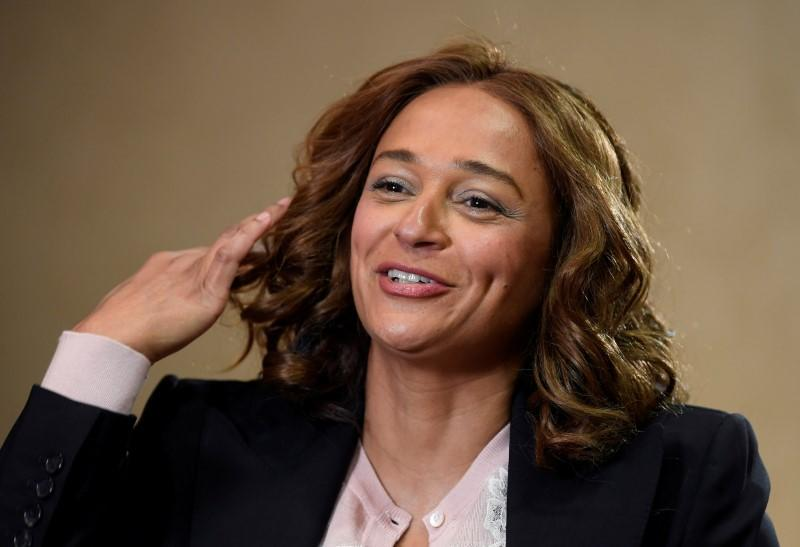 Portuguese court rules against dos Santos over tweets she calls slander