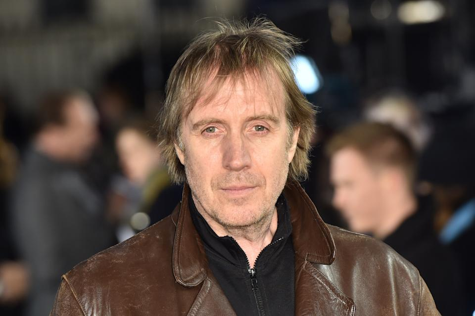 Rhys Ifans attending The White Crow UK Premiere held at the Curzon Mayfair, London. Rhys Ifans Picture date: Tuesday March 12, 2019. Photo credit should read: Matt Crossick/Empics
