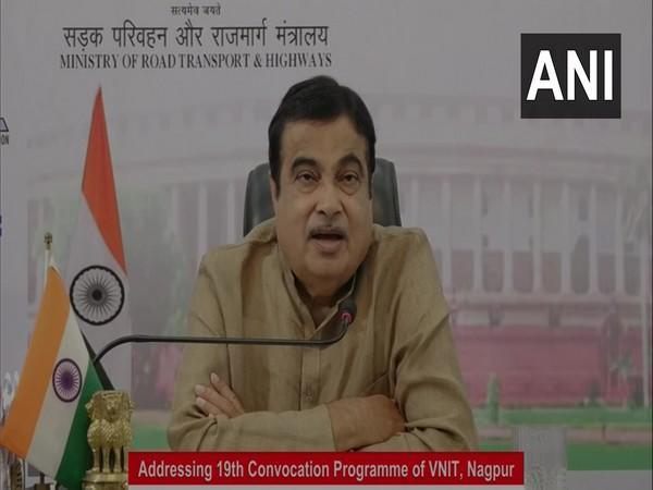 Minister for Road Transport and Highways Nitin Gadkari (Photo/ANI)