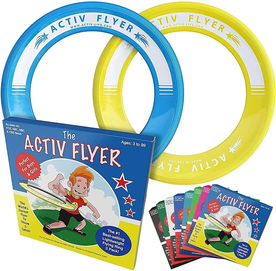 Activ Life Kid's Flying Rings