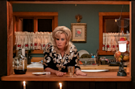 """<p><a href=""""https://www.oprahmag.com/entertainment/tv-movies/a29271364/netflix-the-politician-season-2-cast-premiere-date-trailer/"""" rel=""""nofollow noopener"""" target=""""_blank"""" data-ylk=""""slk:Ryan Murphy's first production for Netflix"""" class=""""link rapid-noclick-resp"""">Ryan Murphy's first production for Netflix</a> equally shines the spotlight on Hollywood icons (hello, Gwyneth Paltrow and Bette Midler) and newcomers (for eye candy, look no further than <a href=""""https://www.oprahmag.com/entertainment/tv-movies/a29264582/the-politician-david-corenswet-age-facts/"""" rel=""""nofollow noopener"""" target=""""_blank"""" data-ylk=""""slk:David Corenswet"""" class=""""link rapid-noclick-resp"""">David Corenswet</a>). But no one kept us on the edge of our seat as much as Jessica Lange's Dusty Jackson. The show follows Payton Hobart (Ben Platt), a neurotic teen obsessed with becoming president of the U.S., however, it's Lange's portrayal of an overbearing grandmother—<a href=""""https://www.oprahmag.com/entertainment/tv-movies/a29401057/the-politician-infinity-jackson-gypsy-rose-the-act/"""" rel=""""nofollow noopener"""" target=""""_blank"""" data-ylk=""""slk:one who poisons her own blood relatives á la"""" class=""""link rapid-noclick-resp"""">one who poisons her own blood relatives á la </a><em><a href=""""https://www.oprahmag.com/entertainment/tv-movies/a29401057/the-politician-infinity-jackson-gypsy-rose-the-act/"""" rel=""""nofollow noopener"""" target=""""_blank"""" data-ylk=""""slk:The Act"""" class=""""link rapid-noclick-resp"""">The Act</a></em>—that made us binge this series in one weekend. </p><p><a class=""""link rapid-noclick-resp"""" href=""""https://www.netflix.com/title/80241248"""" rel=""""nofollow noopener"""" target=""""_blank"""" data-ylk=""""slk:Watch Now"""">Watch Now</a></p>"""
