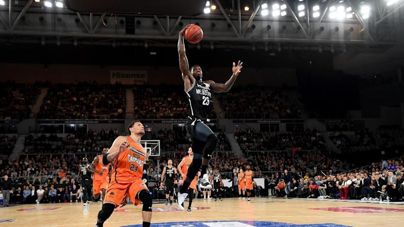 Melbourne United have scored an 87-65 home NBL win over Cairns to reignite their season.