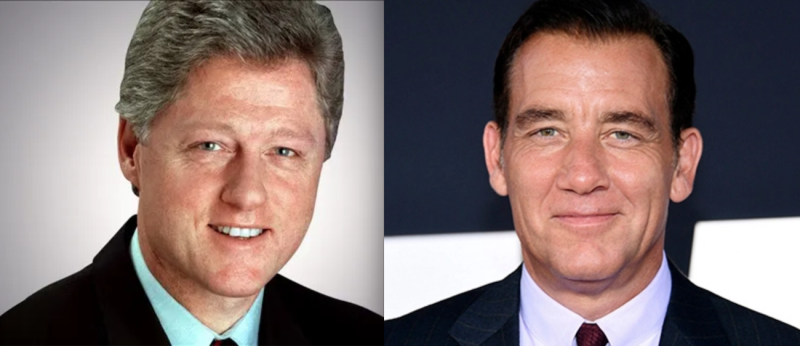 Clive Owen to play Bill Clinton in FX show Impeachment: American Crime Story