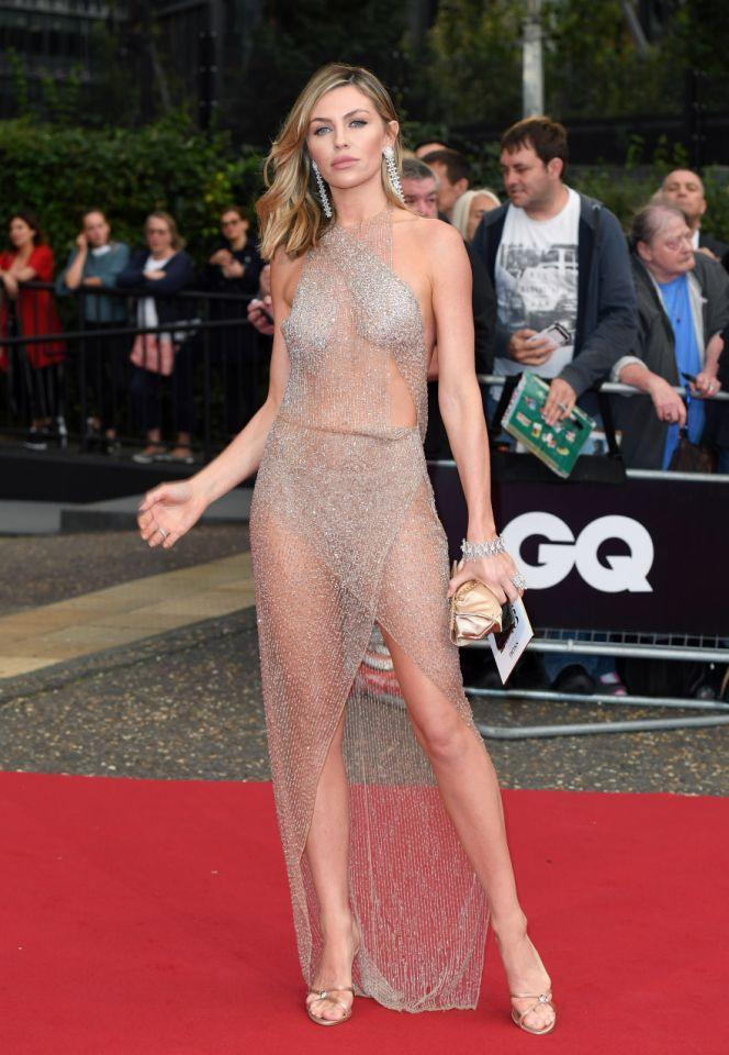 Naked dresses had a moment this year. Photo: Getty Images