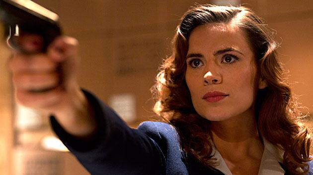 Hayely Atwell in 'Agent Carter'