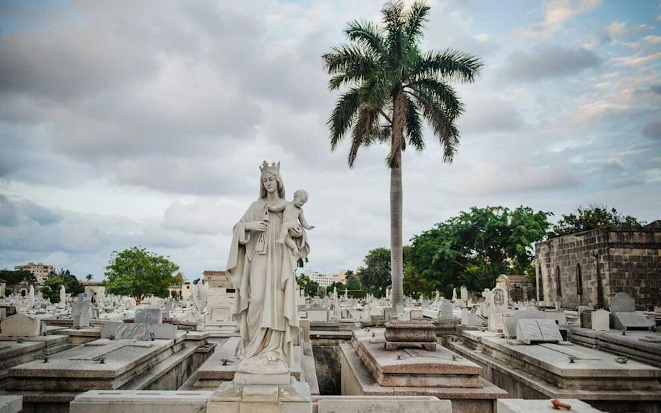 Havana's Colón Cemetery.   Michael Marquand/Lonely Planet Images/Getty Images